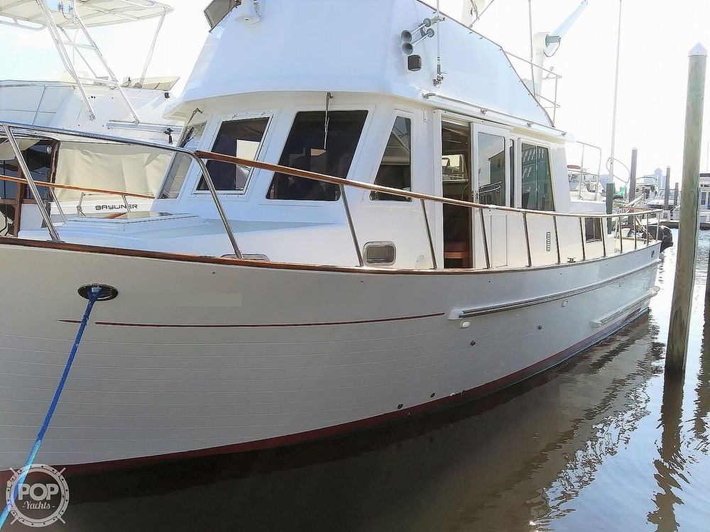 1984 Chien Hwa boat for sale, model of the boat is CHB35 & Image # 5 of 40