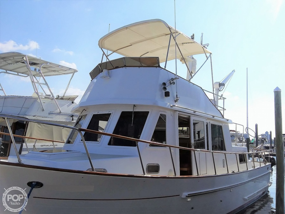 1984 Chien Hwa boat for sale, model of the boat is CHB35 & Image # 6 of 40
