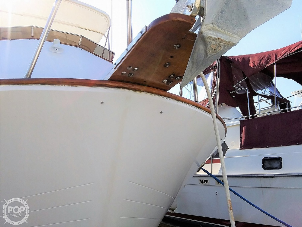 1984 Chien Hwa boat for sale, model of the boat is CHB35 & Image # 9 of 40