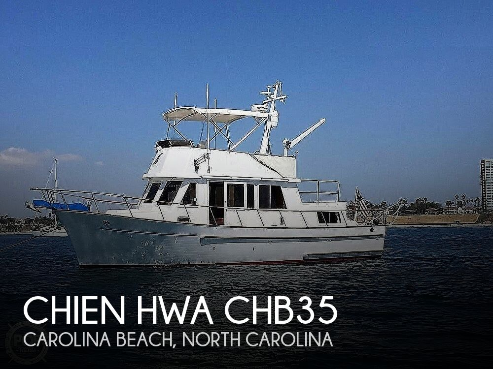 1984 Chien Hwa boat for sale, model of the boat is CHB35 & Image # 1 of 40