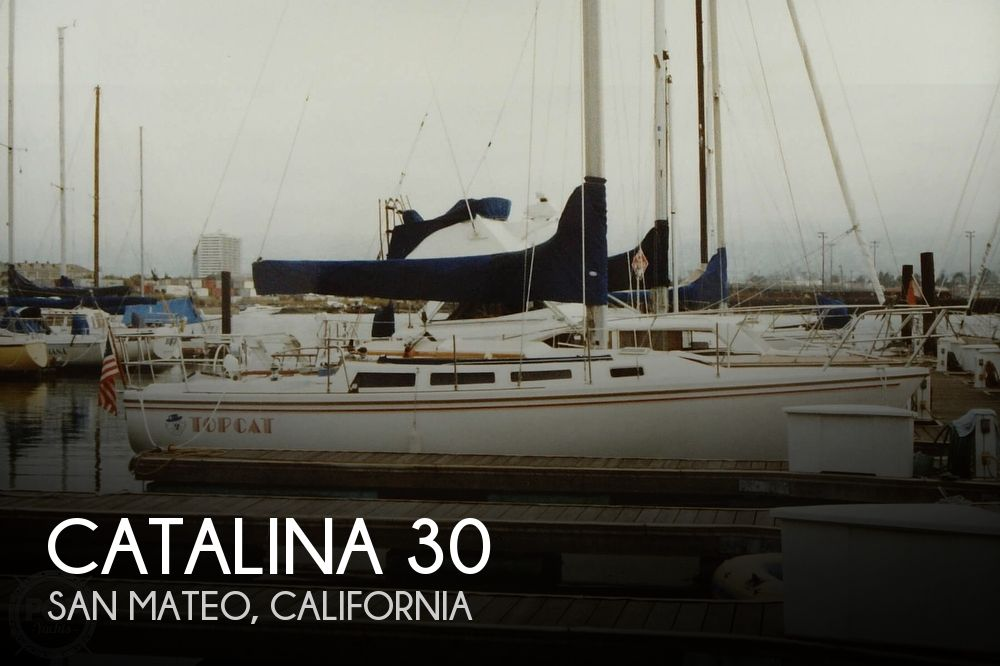 Used Catalina Boats For Sale in California by owner | 1985 Catalina 30