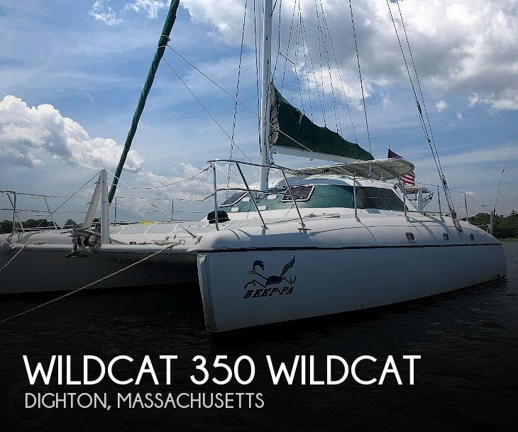 Used Boats For Sale by owner   1999 Wildcat 350