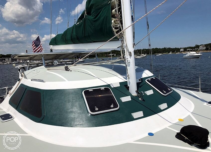 1999 Wildcat boat for sale, model of the boat is 350 Wildcat & Image # 9 of 40