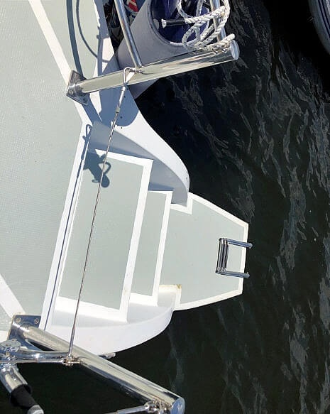 1999 Wildcat boat for sale, model of the boat is 350 Wildcat & Image # 12 of 40