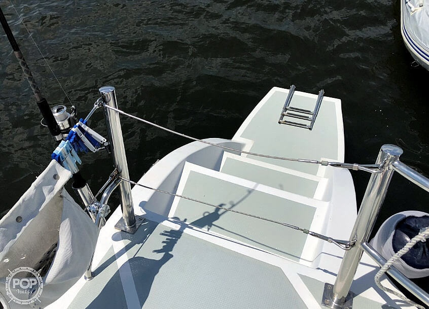 1999 Wildcat boat for sale, model of the boat is 350 Wildcat & Image # 13 of 40