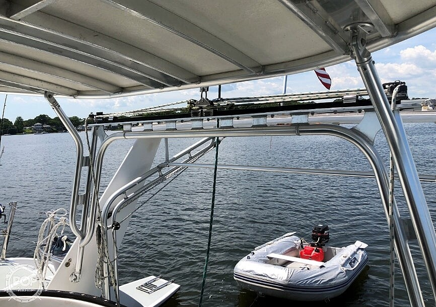 1999 Wildcat boat for sale, model of the boat is 350 Wildcat & Image # 37 of 40