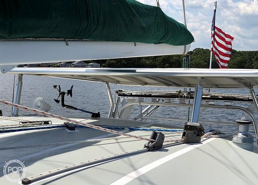 1999 Wildcat boat for sale, model of the boat is 350 Wildcat & Image # 39 of 40