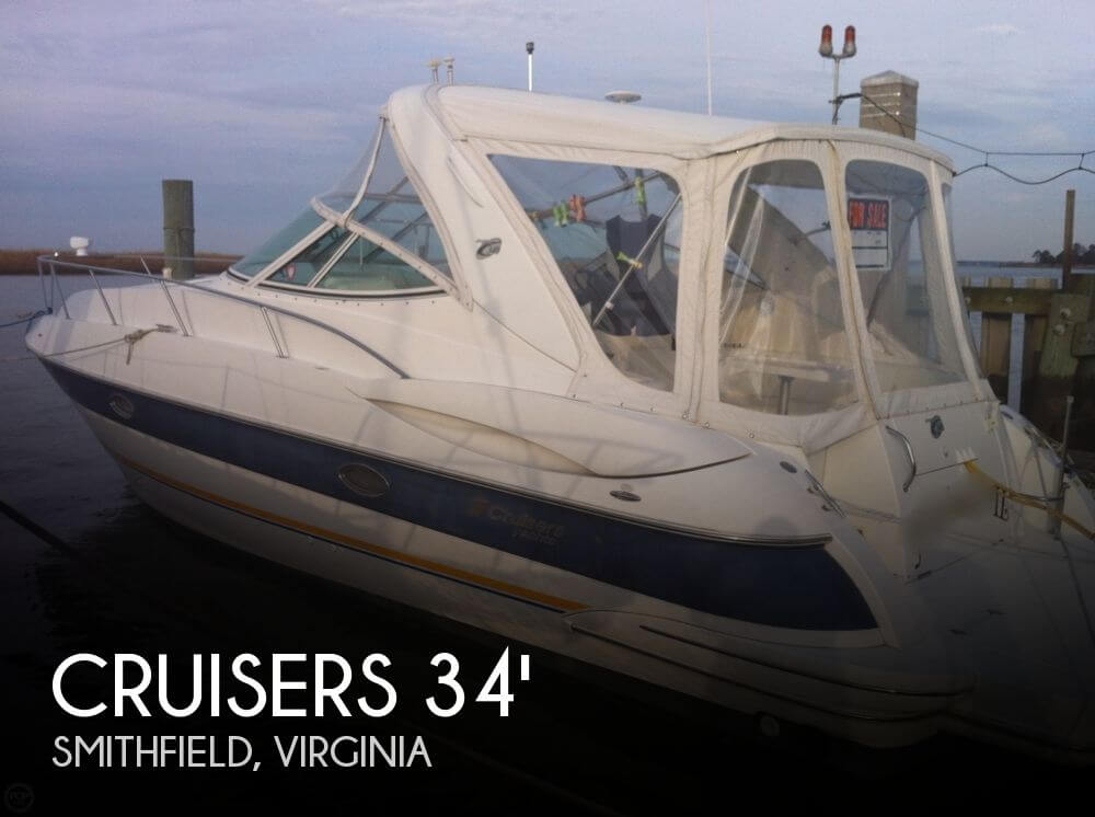 2004 CRUISERS YACHTS 340 EXPRESS for sale