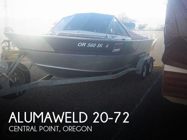 Used Alumaweld Boats For Sale by owner | 1989 Alumaweld 20