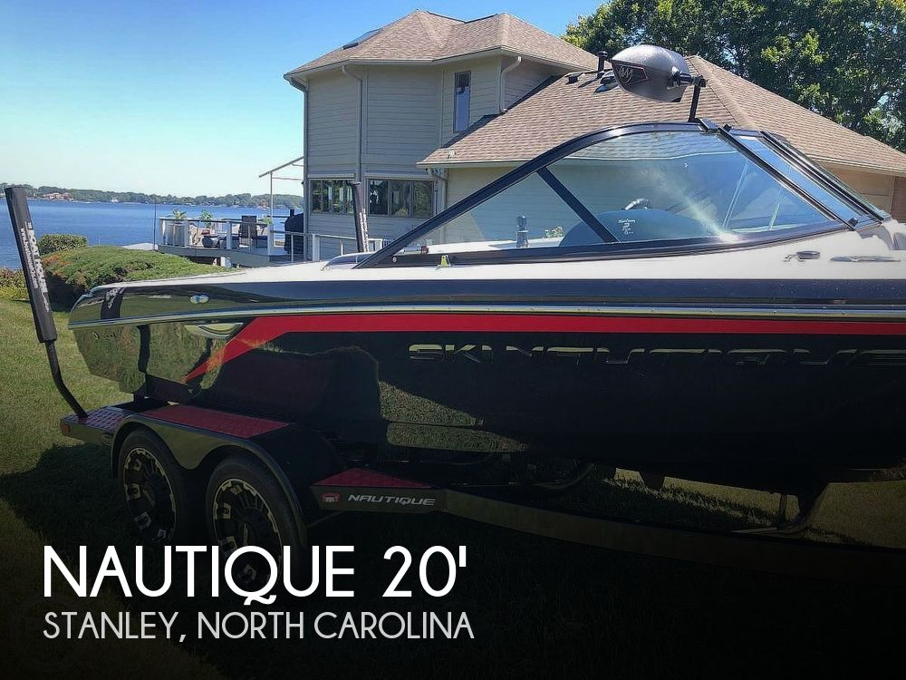 Used Ski Boats For Sale in North Carolina by owner | 2012 Nautique SKI 200 Mapple Icon Edition