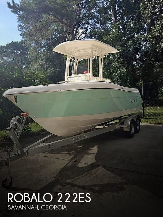 Used Ski Boats For Sale in Georgia by owner | 2018 Robalo 222es