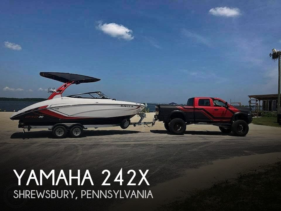 Used Boats For Sale in Hagerstown, Maryland by owner | 2018 Yamaha 242x