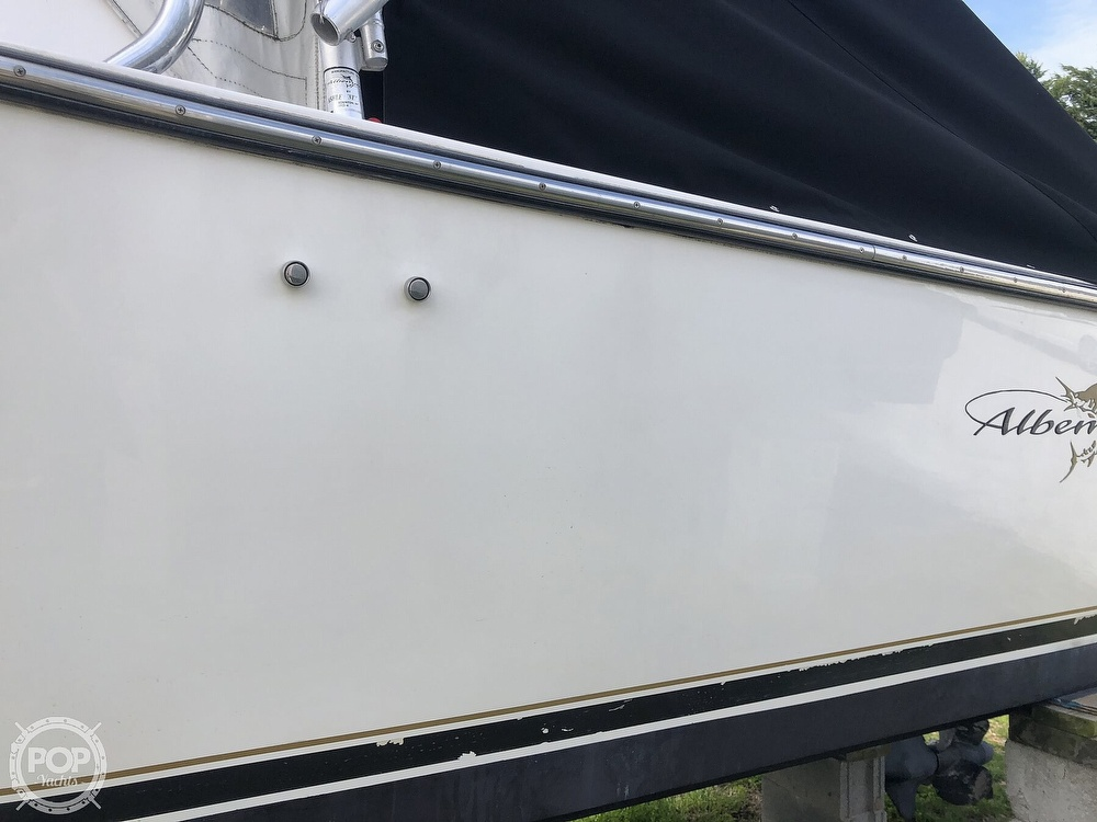 2002 Albemarle boat for sale, model of the boat is 265 Express Fisherman & Image # 25 of 40