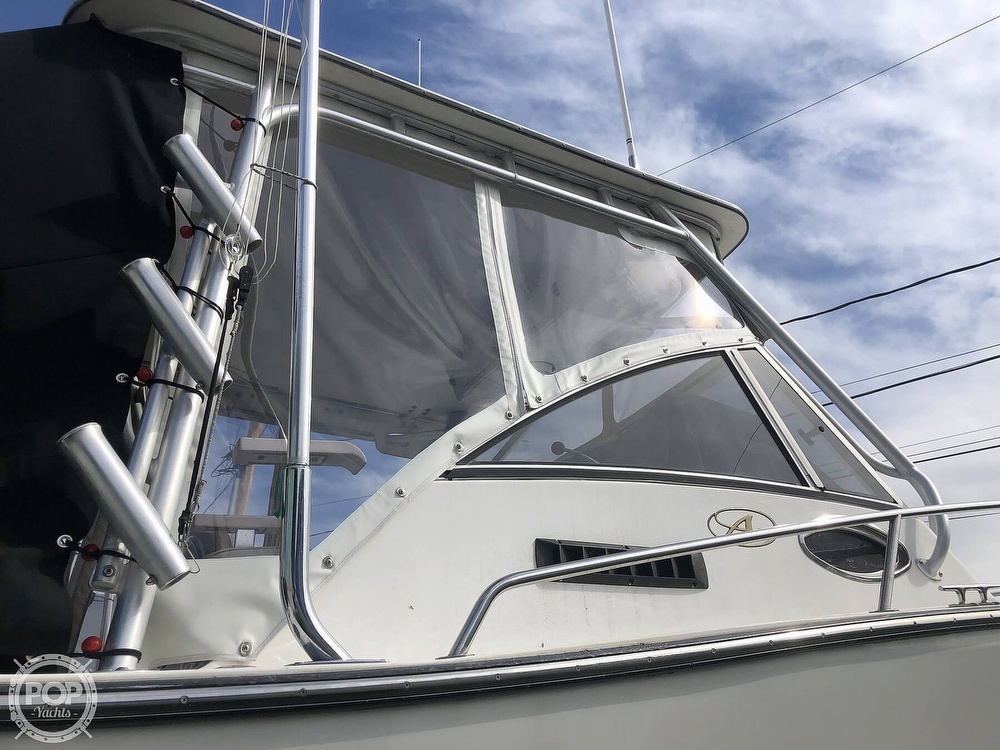 2002 Albemarle boat for sale, model of the boat is 265 Express Fisherman & Image # 14 of 40