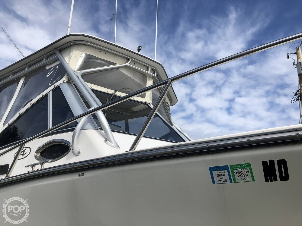 2002 Albemarle boat for sale, model of the boat is 265 Express Fisherman & Image # 37 of 40