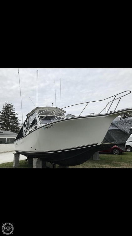 2002 Albemarle boat for sale, model of the boat is 265 Express Fisherman & Image # 7 of 40