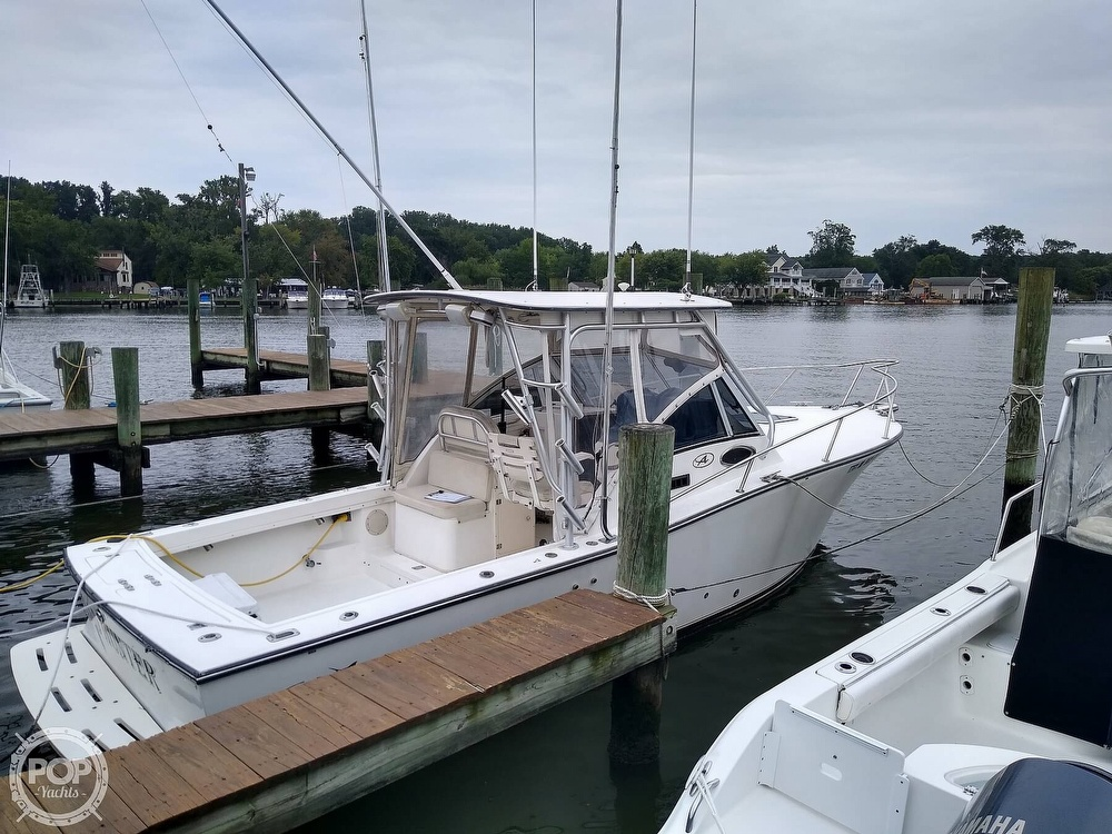 2002 Albemarle boat for sale, model of the boat is 265 Express Fisherman & Image # 5 of 40