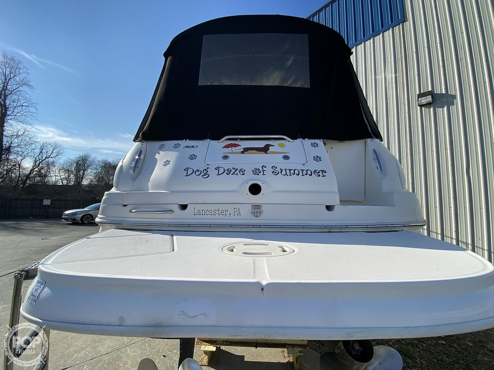 2007 Sea Ray boat for sale, model of the boat is 280 Sundancer & Image # 15 of 40