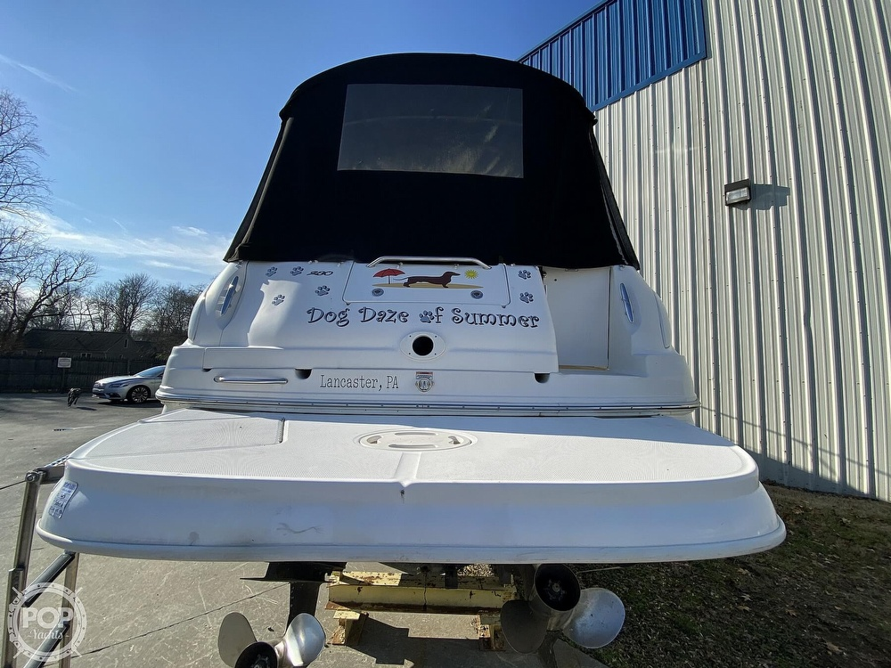2007 Sea Ray boat for sale, model of the boat is 280 Sundancer & Image # 16 of 40
