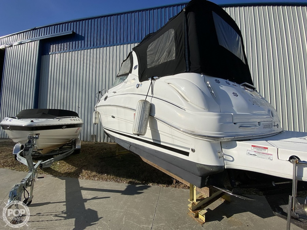 2007 Sea Ray boat for sale, model of the boat is 280 Sundancer & Image # 22 of 40