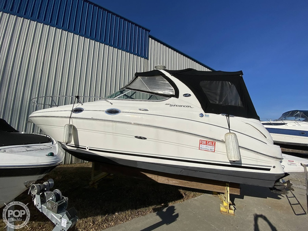 2007 Sea Ray boat for sale, model of the boat is 280 Sundancer & Image # 23 of 40