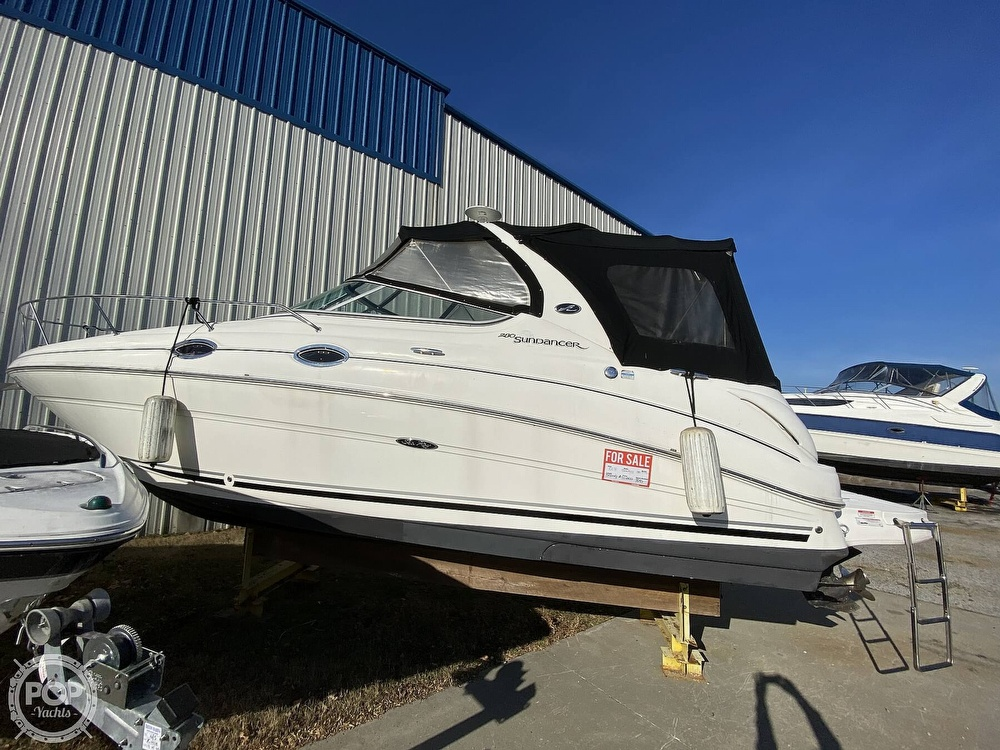 2007 Sea Ray boat for sale, model of the boat is 280 Sundancer & Image # 24 of 40