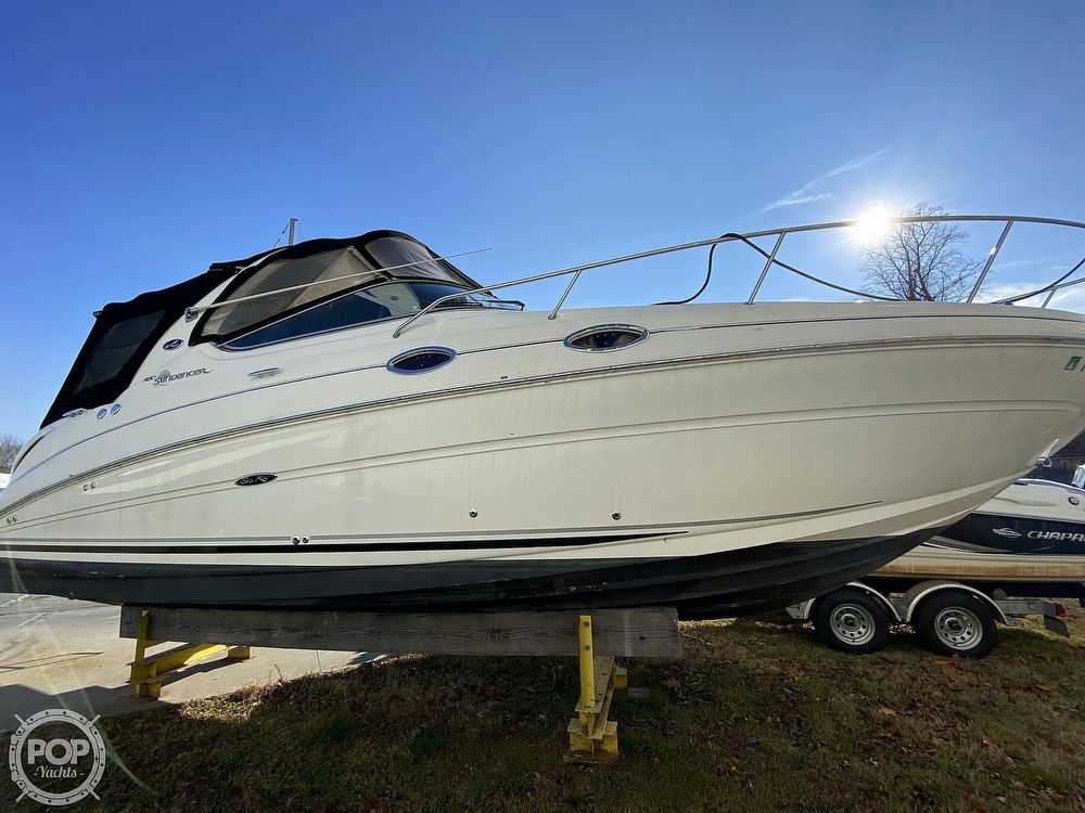 2007 Sea Ray boat for sale, model of the boat is 280 Sundancer & Image # 30 of 40
