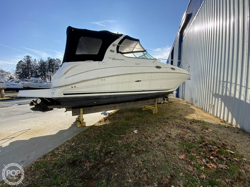 2007 Sea Ray boat for sale, model of the boat is 280 Sundancer & Image # 31 of 40