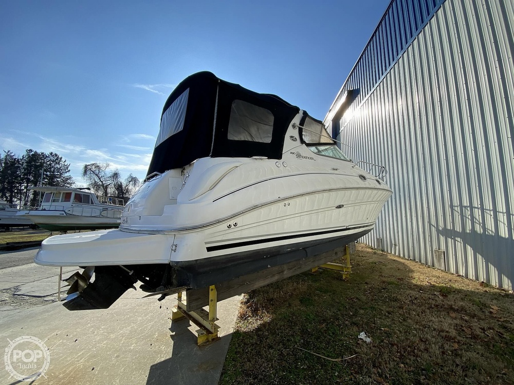 2007 Sea Ray boat for sale, model of the boat is 280 Sundancer & Image # 32 of 40
