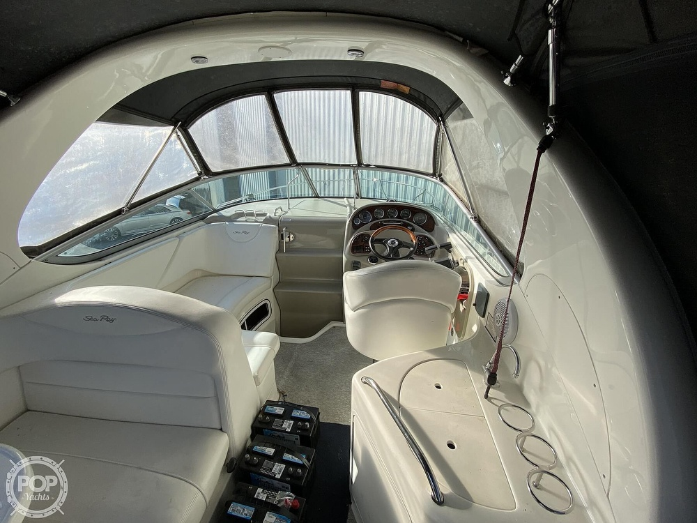 2007 Sea Ray boat for sale, model of the boat is 280 Sundancer & Image # 38 of 40