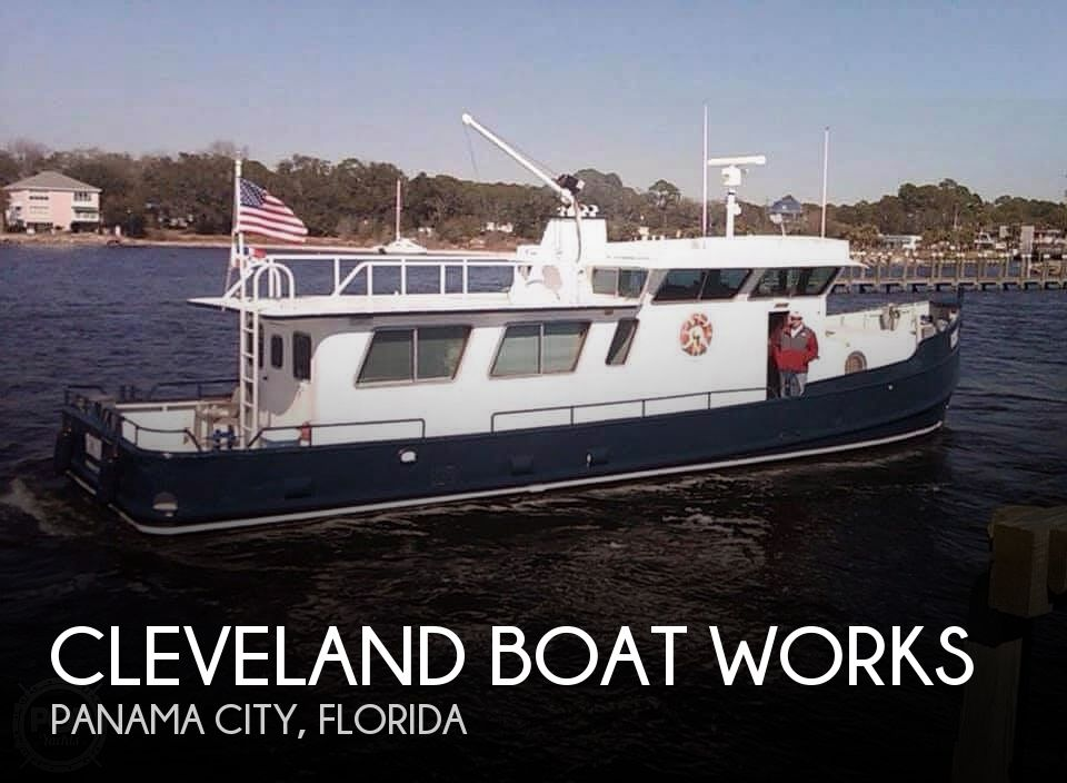 Used Boats For Sale in Dothan, Alabama by owner | 1945 Cleveland Boat Works 52