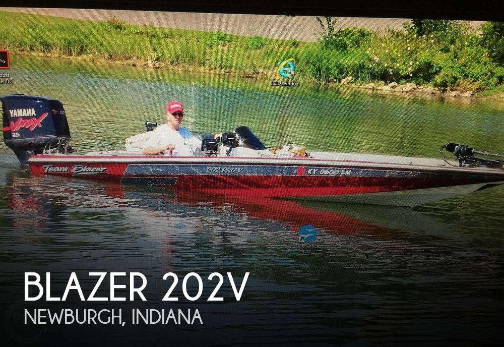 Used Power boats For Sale in Evansville, Indiana by owner | 2000 Blazer 202v