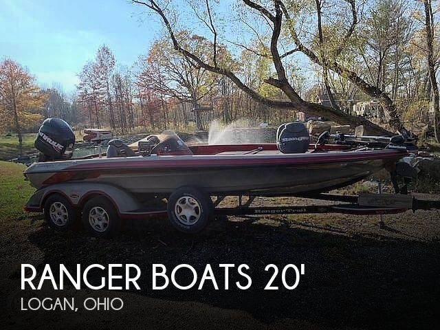 Used Ski Boats For Sale in Columbus, Ohio by owner | 2003 Ranger Boats 520 SVX Comanche