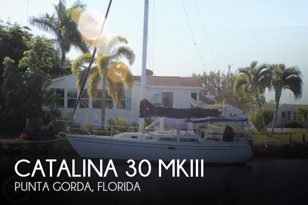 1997 Catalina Yachts boat for sale, model of the boat is 30 MKIII & Image # 1 of 40