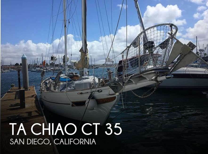 Used Ta Chiao Boats For Sale by owner | 1977 Ta Chiao Ct35