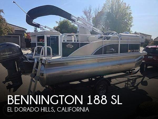 Used Bennington 188 Sl Boats For Sale by owner   2017 Bennington 188 Sl