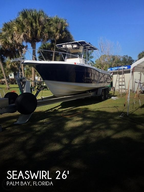 Used Striper Boats For Sale by owner | 2005 Striper 26'
