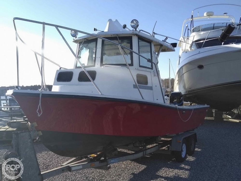 1985 Privateer boat for sale, model of the boat is 22 Open & Image # 2 of 41
