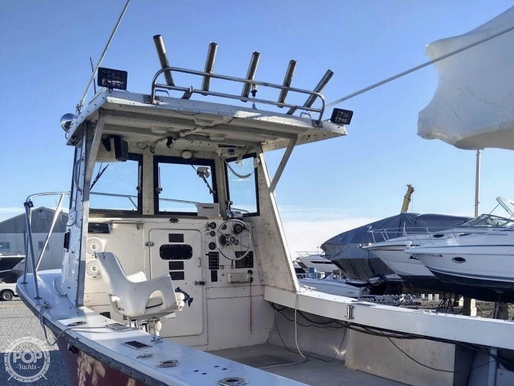 1985 Privateer boat for sale, model of the boat is 22 Open & Image # 4 of 41