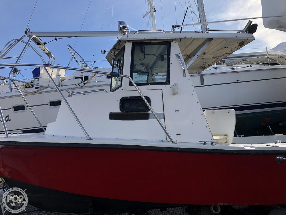 1985 Privateer boat for sale, model of the boat is 22 Open & Image # 13 of 41