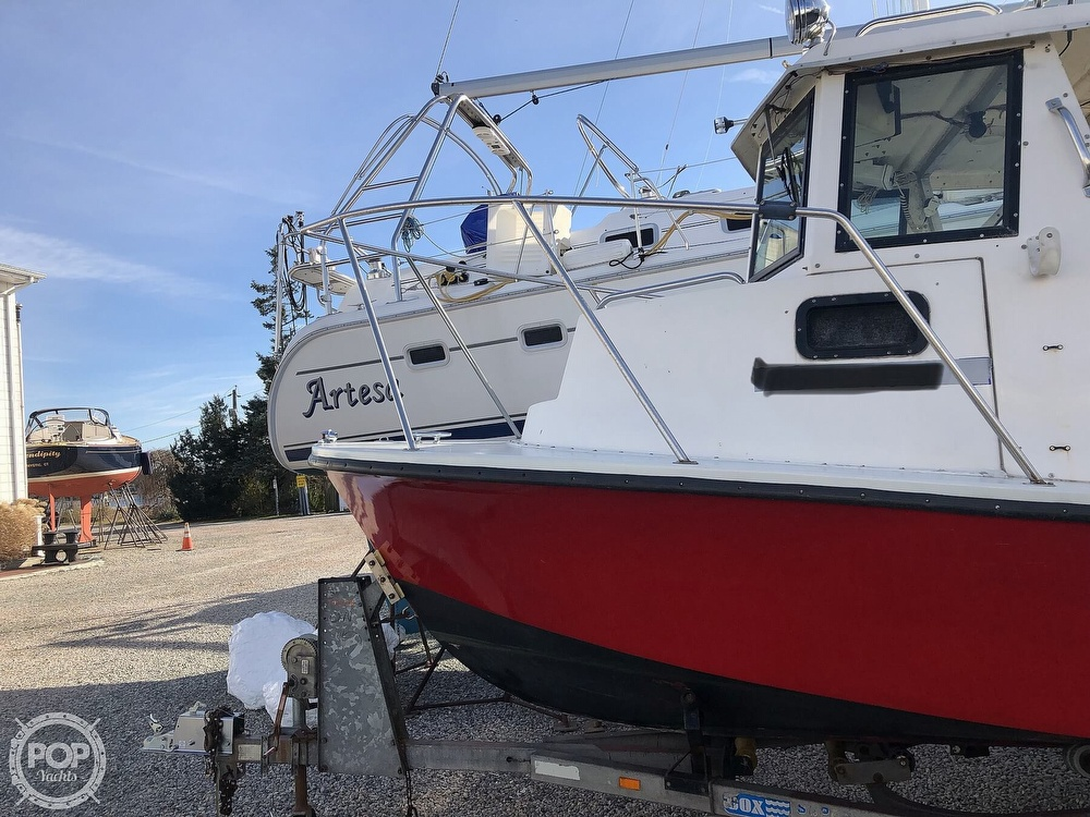 1985 Privateer boat for sale, model of the boat is 22 Open & Image # 14 of 41