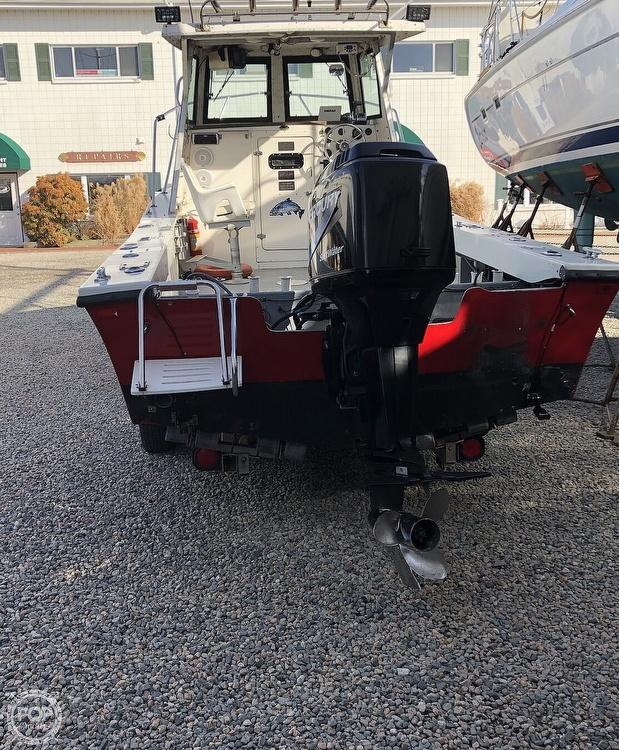 1985 Privateer boat for sale, model of the boat is 22 Open & Image # 18 of 41