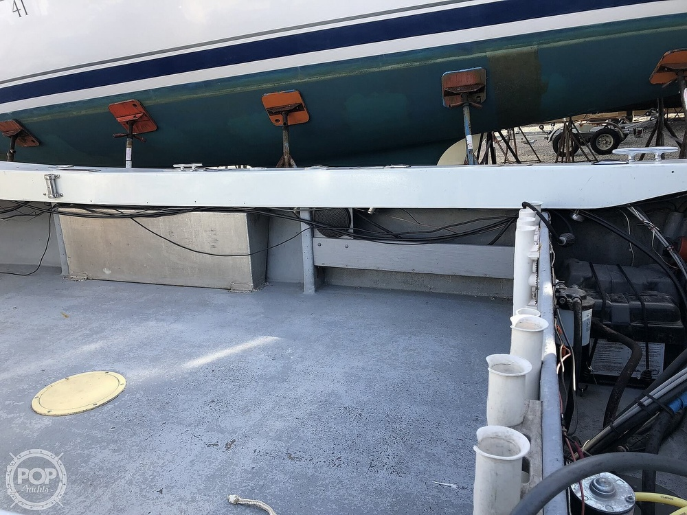 1985 Privateer boat for sale, model of the boat is 22 Open & Image # 19 of 41