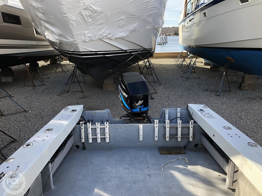 1985 Privateer boat for sale, model of the boat is 22 Open & Image # 23 of 41