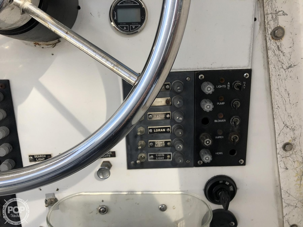 1985 Privateer boat for sale, model of the boat is 22 Open & Image # 30 of 41