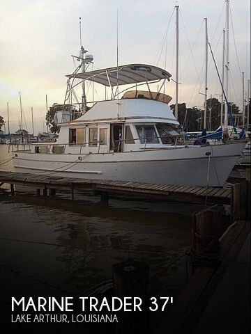 Used Marine Trader Boats For Sale by owner | 1979 Marine Trader 37