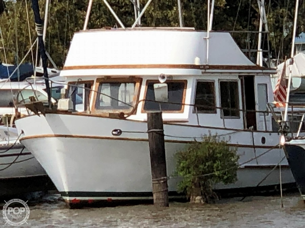 1979 Marine Trader boat for sale, model of the boat is 37 Double Cabin & Image # 5 of 40