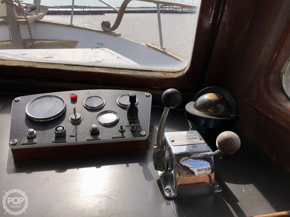 1979 Marine Trader boat for sale, model of the boat is 37 Double Cabin & Image # 13 of 40
