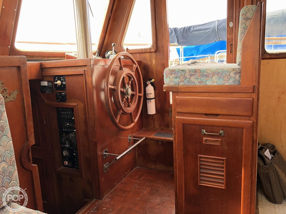 1979 Marine Trader boat for sale, model of the boat is 37 Double Cabin & Image # 16 of 40