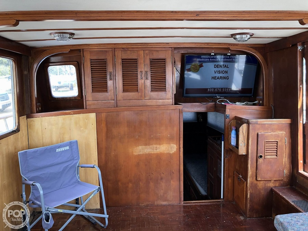 1979 Marine Trader boat for sale, model of the boat is 37 Double Cabin & Image # 34 of 40